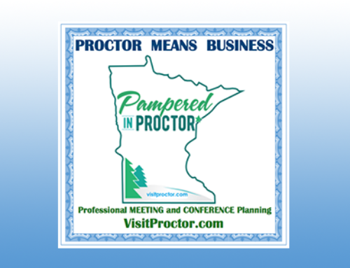 Proctor Means Business